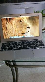 Apple MacBook Air uploaded by Carol A.