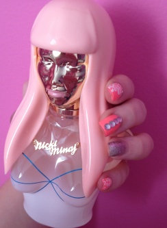 Photo of Nicki Minaj Pink Friday Perfume uploaded by Sarah G.