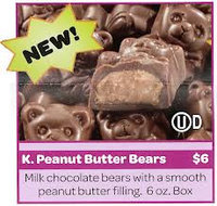 Ashdon Farms  Peanut Butter Bears uploaded by Mercy F.
