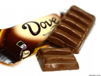 Photo of Dove Chocolate Silky Smooth Dark Chocolate Singles Bar uploaded by Tiffany M.