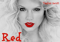 Taylor Swift Red CD uploaded by Mercy F.