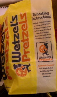 Photo of Auntie Anne's Pretzel uploaded by Alicia H.