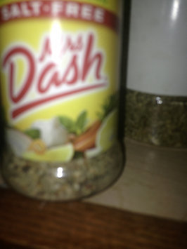 Mrs. Dash Mrs Dash Southwest Chipotle Salt-Free Seasoning Blend, 2.5 Oz uploaded by Anonymous