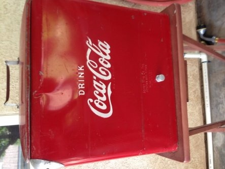 American Retro, LLC Classic Picnic Cooler Coca Cola uploaded by Heather T.