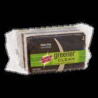 Scotch-Brite Greener Cleaner Heavy Duty Scrub Sponges - 3 CT uploaded by Cherish V.