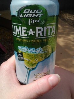 Photo of Bud Light Lime-A-Rita  uploaded by Kelsey O.