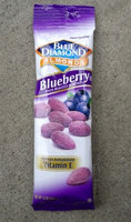 Blue Diamond Blueberry-Flavored Almonds uploaded by Toria M.