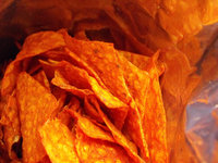 Doritos® Flamas® Flavored Tortilla Chips uploaded by sierra rose t.