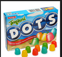 DOTS Gumdrops Tropical Flavors uploaded by Amber M.
