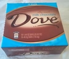Dove Promises Silky Smooth Chocolate uploaded by Lisa J.