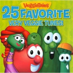 Photo of VeggieTales ~ 25 Favorite Sunday School Songs (new) uploaded by Tatiana M.