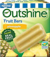 Edy's Outshine Fruit Bars Pineapple - 6 CT uploaded by Amanda P.