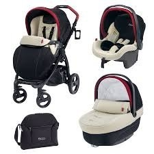 Peg Perego Peg Pérego Book Plus Stroller - Pois Black uploaded by Ioana Cristina E.