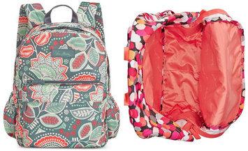 back to school backpacks Vera Bradley Lighten Up Medium Backpack uploaded by Kirssys J.
