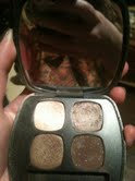 Bare Escentuals READY Eyeshadow 4.0 uploaded by Veronica W.