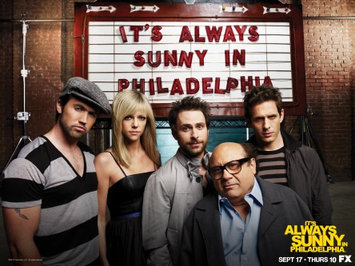 It's Always Sunny in Philadelphia  uploaded by Kristi L.
