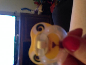 Photo of NUK Trendline Orthodontic Pacifier uploaded by Nichole B.