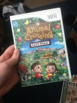 Photo of Animal Crossing Video Game uploaded by Carly m.