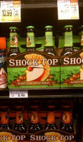 Shock Top Pumpkin Wheat Ale Beer uploaded by Alicia H.
