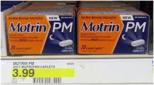 Photo of Motrin PM uploaded by Diana V.