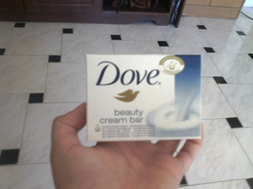 Dove White Cream Beauty Bar uploaded by dounia a.