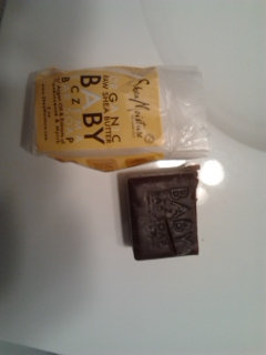 Photo of SheaMoisture Raw Shea, Chamomile & Argan Oil Baby Eczema Bar Soap uploaded by Kezia W.