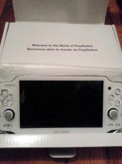PlayStation Vita uploaded by Justine K.