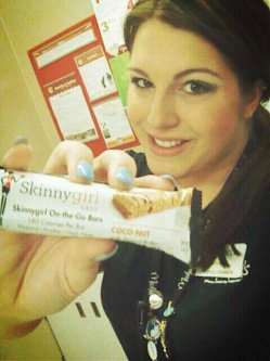 Photo of Skinnygirl Daily On-The-Go Bars uploaded by Ashtian H.