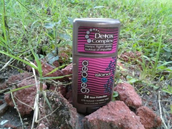 GEODEO Natural Deodorant with Detox Complex uploaded by Amanda J.