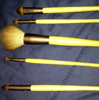 Photo of EcoTools 6 Piece Essential Eye Brush Set uploaded by Alexis P.