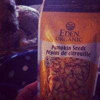 Eden Foods Dry Roasted Pumpkin Seeds uploaded by Melanie R.
