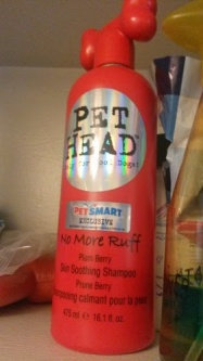 Photo of Pet Head Dirty Talk Deodorizing Shampoo uploaded by Amanda E.