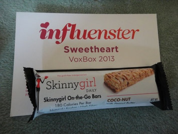 Photo of Skinnygirl Daily On-The-Go Bars uploaded by Melissa G.