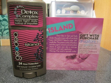 GEODEO Natural Deodorant with Detox Complex uploaded by Serena A.