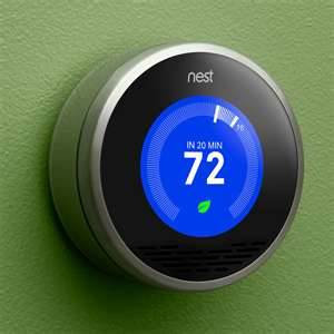 Photo of Nest  Learning Thermostat uploaded by Laura P.
