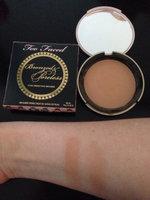 Too Faced Bronzed & Poreless Poreless Pore Perfecting Bronzer 0.35 oz uploaded by Stephanie C.