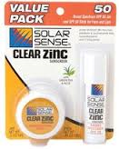 Walgreens Clear Zinc Sunscreen Broad Spectrum SPF 50 uploaded by Angel K.