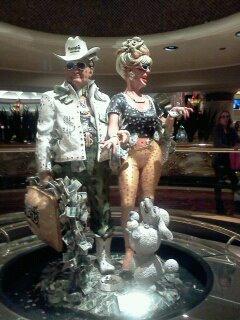 The Flamingo Las Vegas  uploaded by Jamillah C.