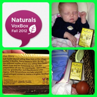 Photo of SheaMoisture Raw Shea, Chamomile & Argan Oil Baby Eczema Bar Soap uploaded by Alicia E.