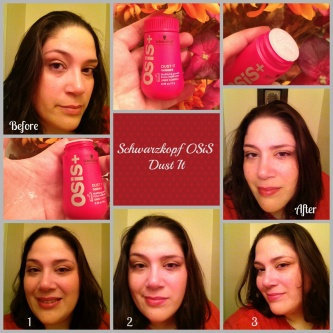 Schwarzkopf Professional OSiS+ Dust It Mattifying Powder uploaded by Rose P.