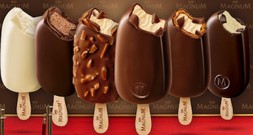 Photo of Magnum Ice Cream Bars uploaded by Leslie K.