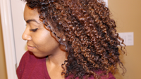 Dark and Lovely Fade-Resistant Rich Conditioning Color Chestnut Blonde Hair Color 1 Ct  uploaded by Naomi B.