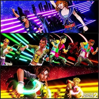 Photo of Dance Central 3  uploaded by Marina R.