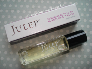 Julep Essential Cuticle Oil 0.28 oz uploaded by Anastasia V.