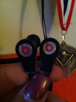 Photo of Beats By Dre Solo HD Headphones uploaded by Ashley S.