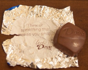 Photo of Dove Chocolate Silky Smooth Dark Chocolate Singles Bar uploaded by Natasha J.