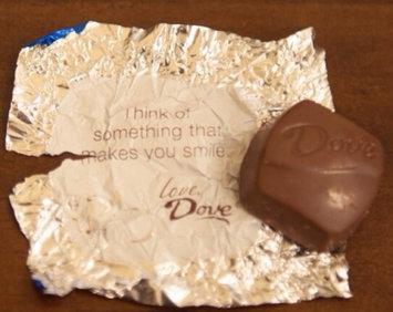 Dove Chocolate Bars uploaded by Natasha J.