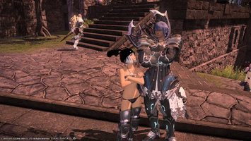 Photo of Square Enix Final Fantasy XIV: A Realm Reborn (PlayStation 4) uploaded by Nikki H.
