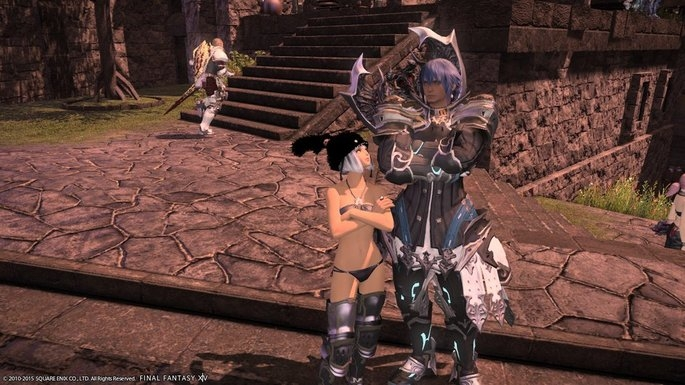 Square Enix Final Fantasy XIV: A Realm Reborn (PlayStation 4) uploaded by Nikki H.