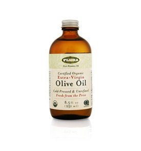 Photo of Flora - Extra-Virgin Olive Oil Certified Organic - 17 oz. uploaded by vidya T.